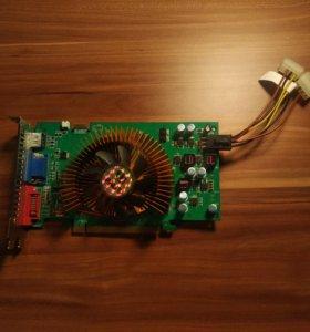 Видеокарта:Palit GTX 8600