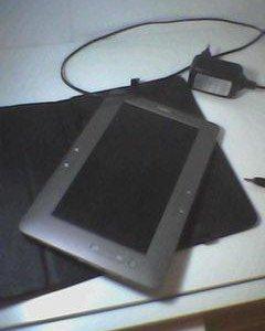 Электронная книга TeXet TB-721HD