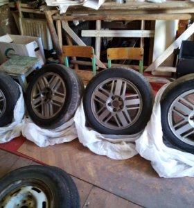 Колеса в сборе на форд
