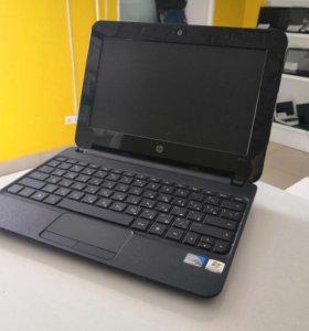 Шустрый нетбук HP mini S110 (2 ядра 2Гб озу 320Гб)