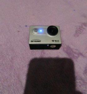 Экшн камера Skysonic Active