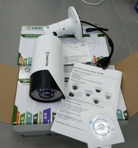IP камера уличная Tantos TSi-Ple2VP (5-50)