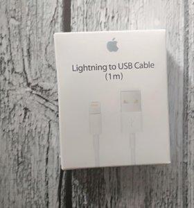 Lightning to usb кабель,новый ,оригинал