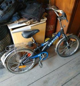 Велосипед boomer