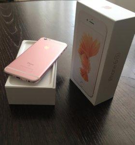 Apple iPhone 6s-64gb rose gold оригинал