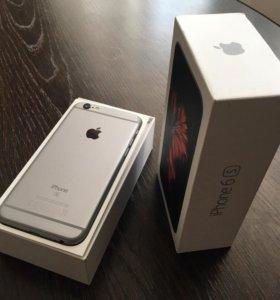 Apple iPhone 6s-64gb space Grey оригинал