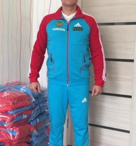 Новые летние хлопковые костюмы Adidas Сборной РФ