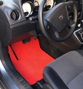 Автоковрики EVA для Dodge Caliber (2009-2013)