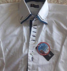 ea8540313df Мужские рубашки в Владикавказе - купить рубашки с длинным и коротким ...