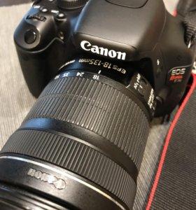Фотоаппарат Canon Rebel T3i (600D)