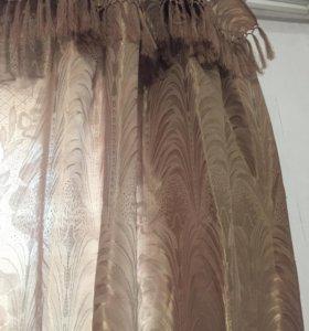 Тюль и шторы обмен