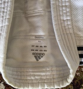 Борцовка для дзюдо Adidas
