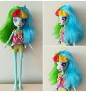 Кукла my little pony девушка из эквестрии