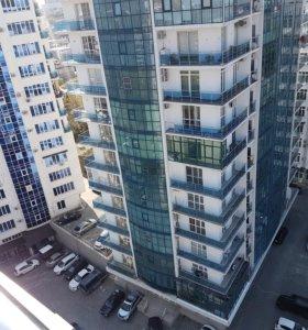Квартира, свободная планировка, 60 м²