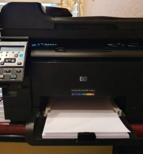 МФУ HP LaserJet 100 Color MFP M175nw