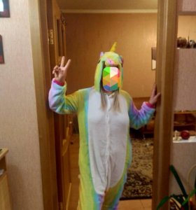 Продам пижаму КИГУРУМИ. Р-р44-46 новый.