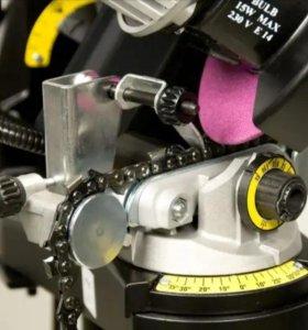 Заточка цепей на бензо и электропилы.