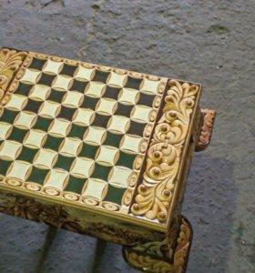 Шахматы, ручной работы