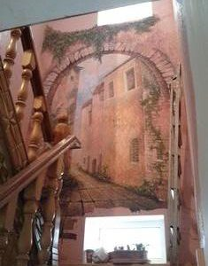 Роспись стен,портреты,картины