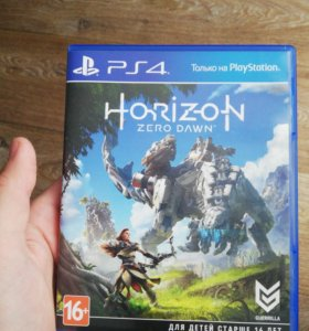 Horizon Zero Dawn на PlayStation 4