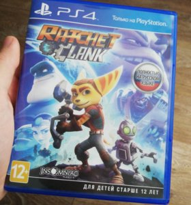 Ratchet&Clank PlayStation 4