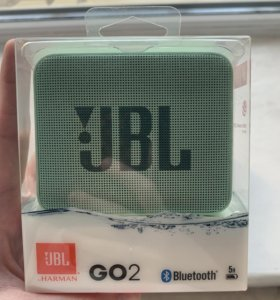 Портативная колонка JBL GO2