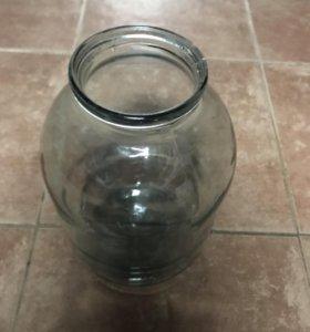 Стеклянные банки 3 литра
