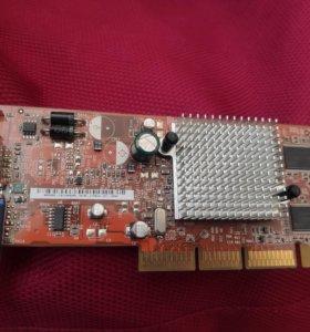 Asus Radeon 9200se 128mb AGP