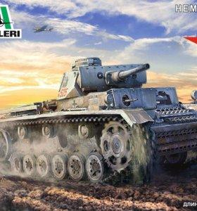 Немецкие танки Тигр , Сборные модели