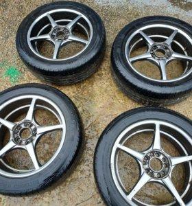 Продам колеса комплект или раздельно, 5*110/5*114,