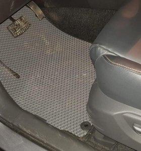 Автоковрики EVA для Mitsubishi Eclipse Cross