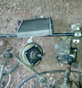 Рулевой редуктор 2107