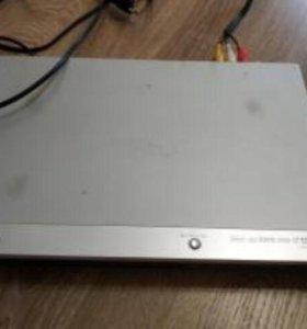 Плеер DVD LG 654X