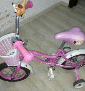 "Детский велосипед 12"" STERN."