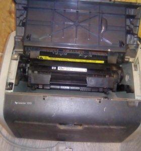 Принтер HP lazerjet 1010