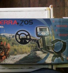 Продам металлодетектор X-Terra 705