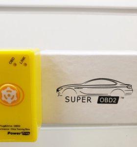 Программатор Power Prog для чип-тюнинга бензиновых