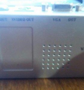 Видеоконвертер WGA
