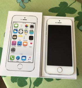 iPhone 5s , 16Gb silver