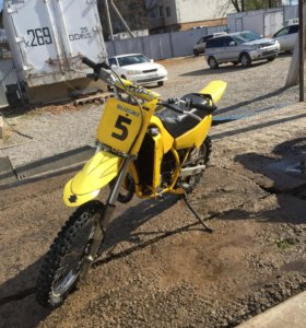 Продам мотоцикл SUZUKI RM80