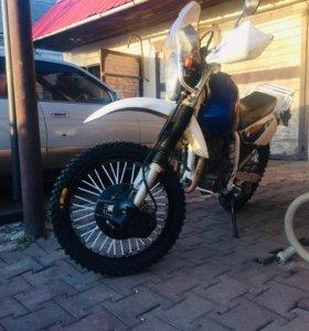 Suzuki Djebel250xc GPS