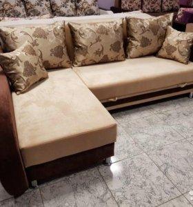 Угловой диван 00795