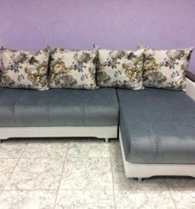 Угловой диван 00796