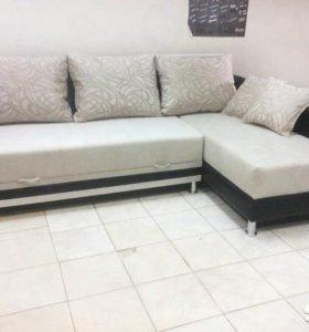 Угловой диван 00798