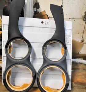 Подиумы акустические 20+16 ваз 2110-12