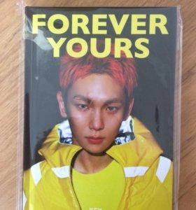 Photobook Shinee Key - Forever Yours