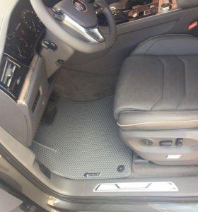 Автоковрики EVA для Volkswagen Touareg III