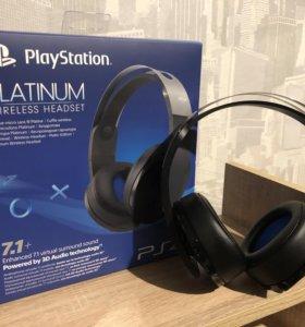 Наушники PlayStation Platinum Wireless Headset