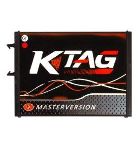Программатор K-TAG Master FW7.020 для чип-тюнинга