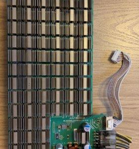 Плата Antminer S9 под ремонт